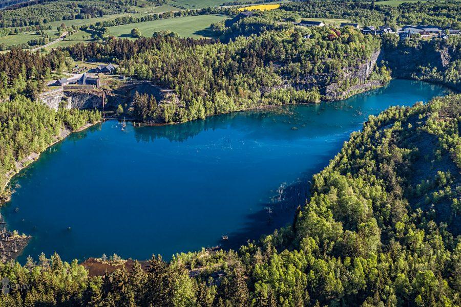 Luftbilder aus Thüringen