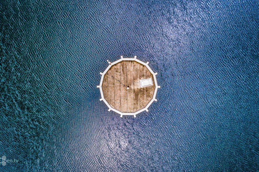 Wasserturm Ködeltalsperre
