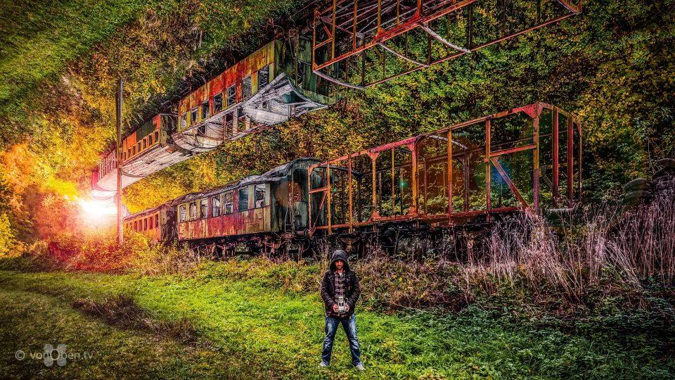 Alter Bahnhof Behringersmühle