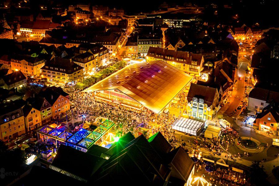 Luftbilder aus dem Landkreis Kulmbach