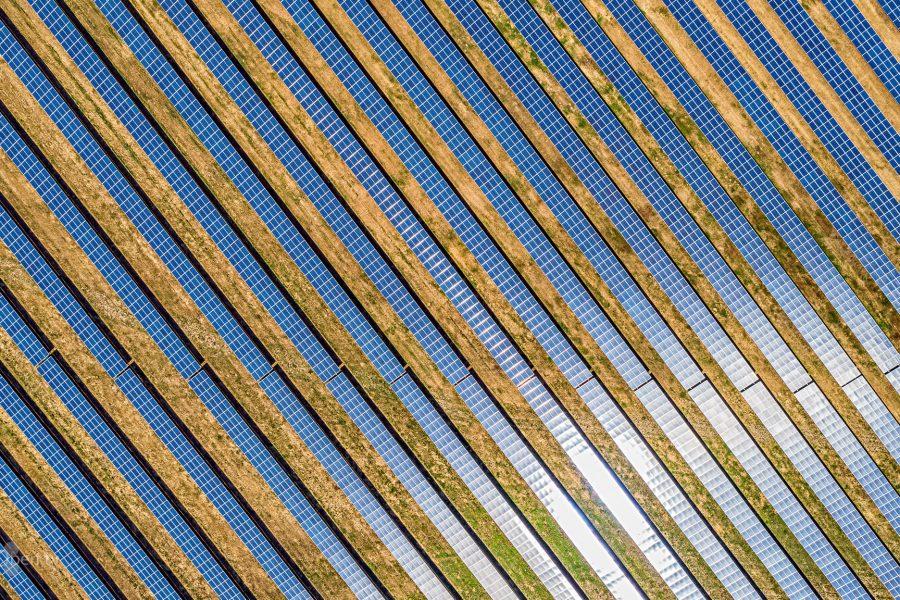 Solarfeld bei Birkig